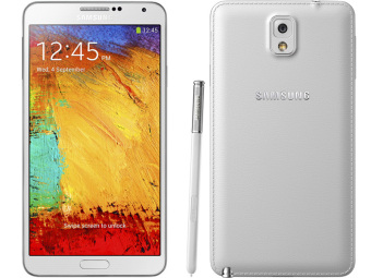 Harga Samsung Galaxy Note 3 4G/LTE - 16GB - White
