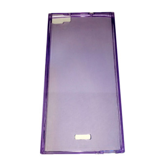Harga Ultrathin SoftCase Infinix Zero 3 X552 UltraFit Air Case / Jelly case / Soft Case / Transparan Case - Ungu
