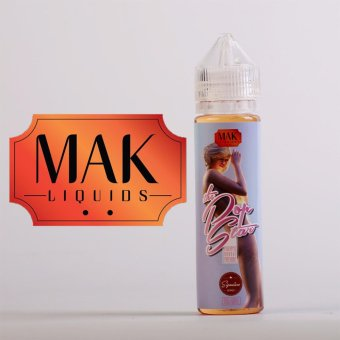 Harga MAK LIQUID E-Cigaratte Liquid - (POP) Pineapple Orange Papermint Flavor