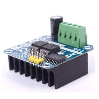 Harga BUYINCOINS Semiconductor BTS7960B 43A Stepper Motor Driver H-Bridge Drive PWM For Arduino #