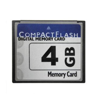 Harga Compact Flash Memory Card 4GB