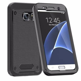 Nillkin For Samsung Galaxy C9 Pro Super Frosted Shield Hard Case Source · IP68 Waterproof Dust Shockproof Touch Screen Case For Samsung Galaxy S7 S7 Edge