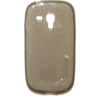 Harga Emco for Samsung Galaxy S3 mini Hard Protective Guard Silicon Case - Abu-Abu