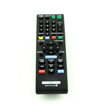 Harga OEM RMT-B119A New Remote Fit for Sony Rmtb119a Blu-ray Player Replace Remote Control Bdp-bx59 Bdp-s390 Bdp-s590 Bdp-bx110 Bdp-s1100 Bdp-s3100 Bdp-bx310 (Intl)