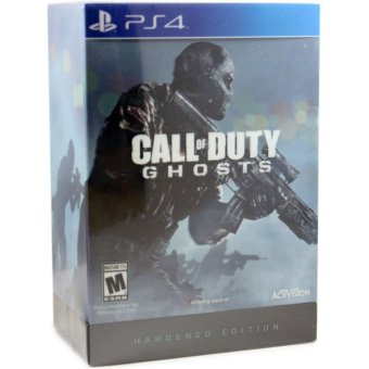 Harga Sony PS4 Call Of Duty: Ghosts - Hardened Edition