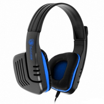 Harga Sades Headset Gaming Chopper SA-711 - Hitam