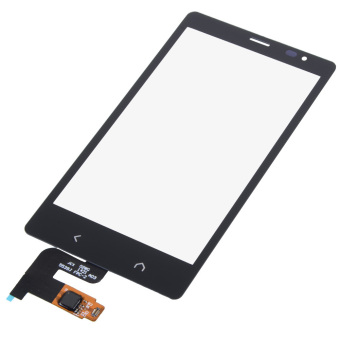 Harga For Nokia X2 Replacement Front Panel Touch Glass Lens Digitizer Screen New