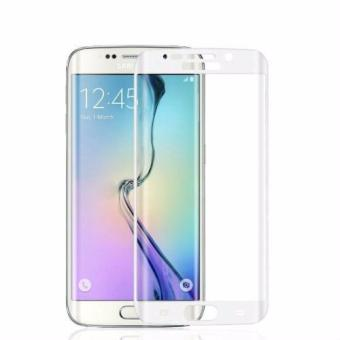 Harga Panzer Tempered Glass Pro+ Grade A for Samsung Galaxy S7 Edge Full Cover- list Putih