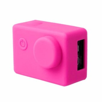 Harga Brica B-PRO Alpha Edition (AE) Action Camera Silicone Case & Lens Cap - Pink