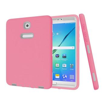 Harga YBC Double Layer Heavy Duty Shockproof Case Cover for Samsung Galaxy Tab S2 / S2 Nook 8.0inch - intl