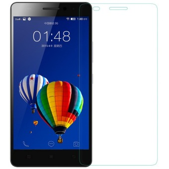 Harga Hunter Tempered Glass Screen Protector for Lenovo A6000 / A6000 Plus - Clear