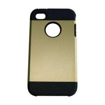 Spider Thermoplastic Polyurethane Tpu Interior Hard Back Case Hard Back Cover Gold.