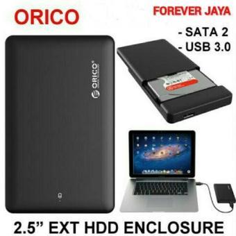 Harga Orico 2.5 Inch External HARDISK Enclosure USB 3.0 SATA 2