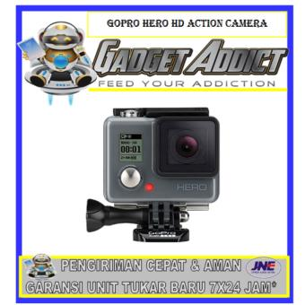 Harga GoPro HERO HD Action Camera