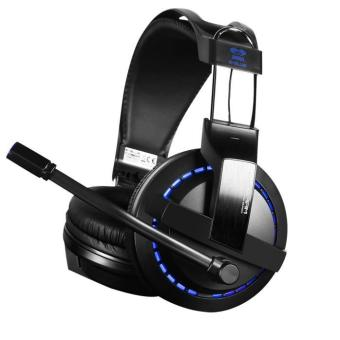 Harga E-3LUE Cobra H937 Blue Light Gaming Headsets with Microphone Razer Game (Black)