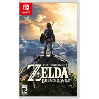Harga Nintendo Switch The Legend of Zelda: Breath of the Wild