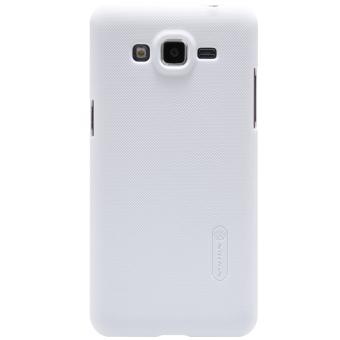 Nillkin Super Shield Hardcase 1mm ORIGINAL for Samsung Galaxy Grand Prime White .