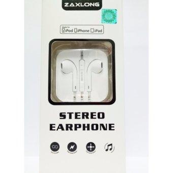 Hansfree Stereo Earphone - Putih