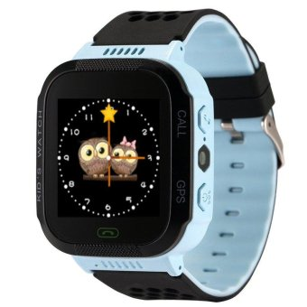 Q528 Touch Screen kids Smart Watch GPS Tracker SOS Call For IOS And Android - intl