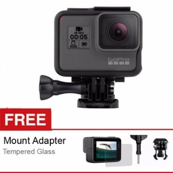 Harga Rajawali Side Frame Gopro Hero 5 - Black