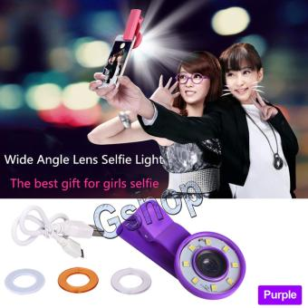 Harga Gshop Lens With Selfie Lamp Led Recharger Int Baterry