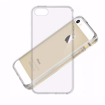 Harga Case softcase ultrathin iphone 5/ 5s / 5se - Clear Transparant