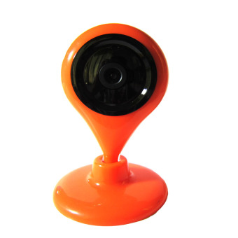 Harga X-One 720P HD NightVision WIFI IP Smart Camera - Orange