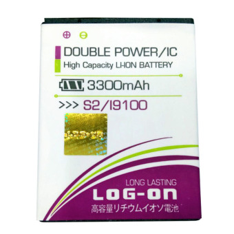 Harga Log On Battery For Samsung Galaxy S2/I9100