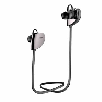 Harga Hippo H07 Bluetooth Earphone (Silver)