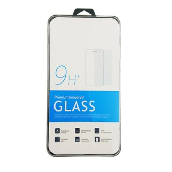 Harga Tempered Glass For Samsung Galaxy S4 Mini Screen Protection/ Anti Gores Kaca - Transparant