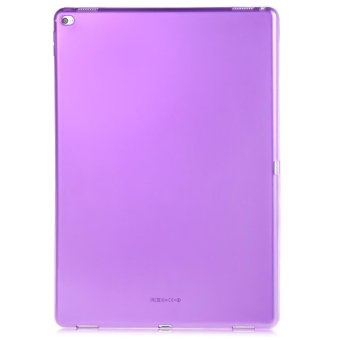 Harga Ultra Slim TPU Clear Soft Transparent Back Cover Skin Protector for iPad Pro 12.9 Inch - intl