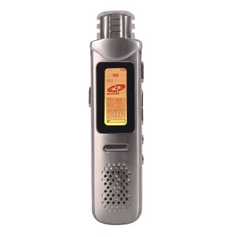 Harga Digital Voice Recorder Multifunctional Rechargeable Dictaphone Stereo MP3 Music Player Perfect for Recording Interviews