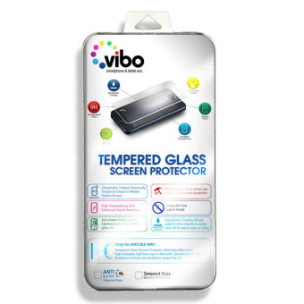 Harga Vibo LG G4 Stylus Tempered Glass Screen Protector Clear