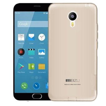 Harga Accessories Hp for Meizu M2 Note Ultrathin Aircase Accessories Hp - Abu-abu Clear
