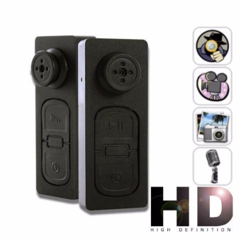 Harga SPY CAM Model Kancing - HD