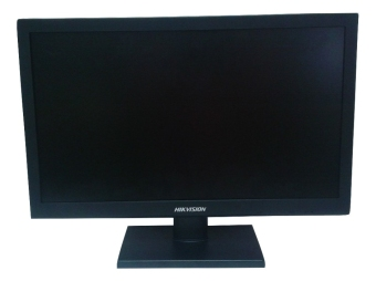Harga HikVision LCD Monitor DS-D5019QE-B + Gratis VGA Cable