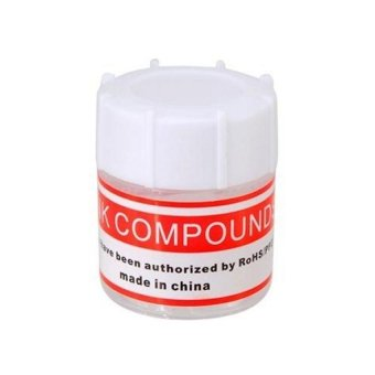 Harga White Sands Thermal Paste Heatsink Compound - Pasta Prosesor