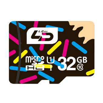 Harga Micro SD Card 32GB Class 10 Memory Card Flash Memory Microsd for Smartphone - Intl