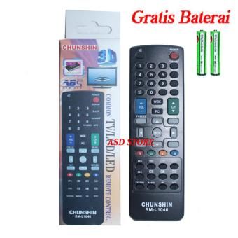 Harga Remote TV Sharp LED LCD