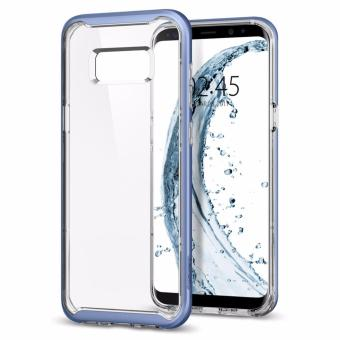 Harga Spigen Neo Hybrid Crystal Case for Galaxy S8 - Blue Coral
