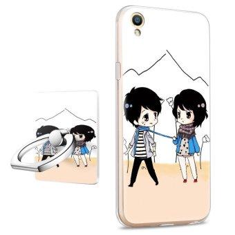 Oppo A37 Cute monkey TPU fashion phone case fashionpack monkey intl . Source · TPU Soft