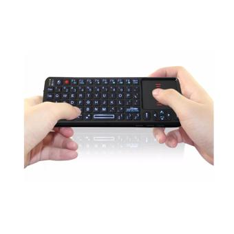 Harga Presentation Mini Keyboard and Mouse with Laser Pointer