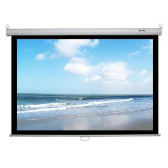 "Harga SCREEN PROJECTOR BENQ 89""x50"" (WALL SCREEN)"