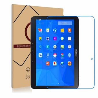 Harga for Samsung Galaxy Tab 4 10.1 T530 T531 T535 Tempered Glass Premium Screen Protector Guard 9H HD Anti Fingerprint and Scratch 99% Light Transmission Perfect Touch - intl