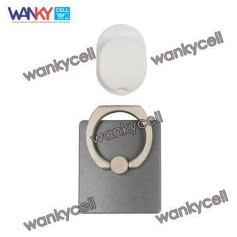 Harga Wanky Mobile Phone Ring Stand - Silver