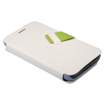 Harga Baseus Faith Leather Case For Blackberry Q5 White