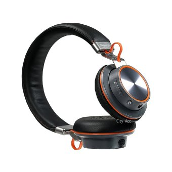 Harga Remax Bluetooth Headphone 195HB - Hitam
