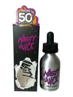 Harga Nasty Juice - Liquid / E-Juice - Asap Grape 6mg