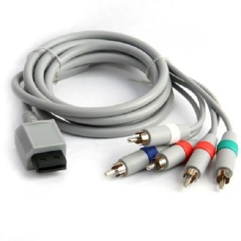Harga Nintendo Wii Component Cable
