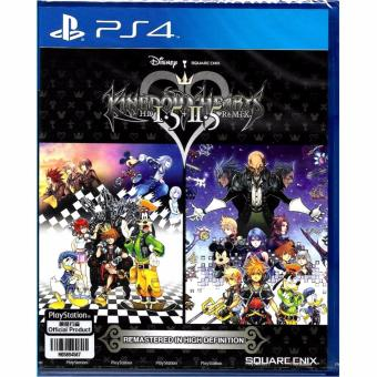 Harga Sony PlayStation PS4 Kingdom Hearts HD I.5 And II.5 ReMix / 1.5 & 2.5 (R3)
